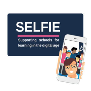 Group logo of SELFIE WBL: supporting VET schools and companies in using digital technology